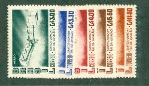 BRAZIL C82-86 MH CV $3.25  BIN $1.75