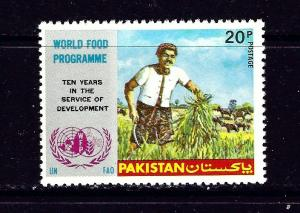 Pakistan 353 MH 1973 issue