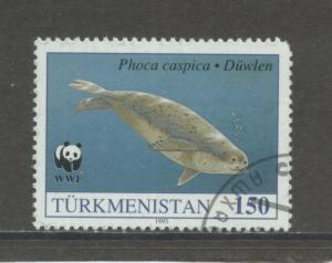 Turkmenistan  38  F-VF used cto