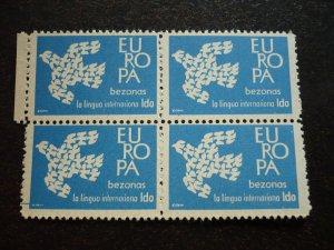 Europa 1961 - Ido Europa Labels