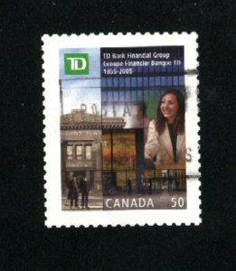 Canada #2094  -1  used VF 2005 PD