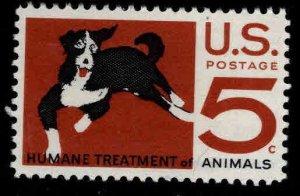 USA Scott 1307 Dog stamp MNH**
