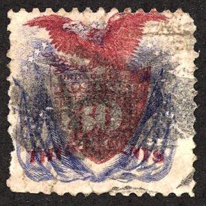 U.S. #121 Used