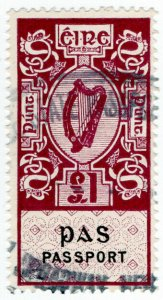 (I.B) Ireland Revenue : Passport £1