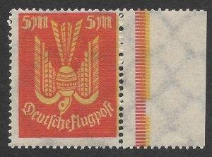 Doyle's_Stamps: PO Fresh 1922 MNH German Airmail Margin Issue, Scott #C11**