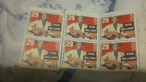 hank williams 29 cent stamp
