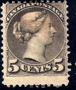 CANADA 38 Mint Fresh Color (38-2)