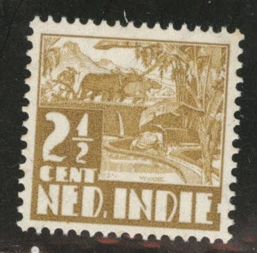Netherlands Indies  Scott 166 MH* from 1934