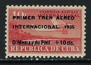 CUBA C16 MOG AIRPLANE J136-1