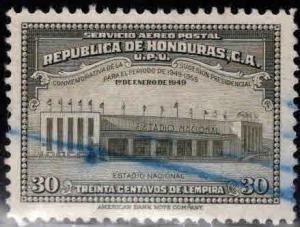 Honduras  Scott C176 Used airmail stamp