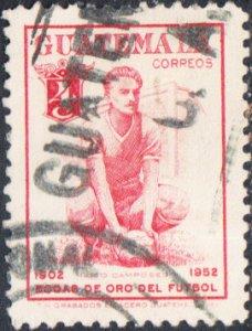 Guatemala #336   USED