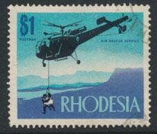 Rhodesia   SG 451  SC# 292  Used  defintive 1970  see details