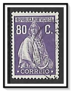 Portugal #412 Ceres w/o Imprint Used