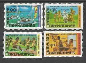 1982 Boy Scouts Grenada Grenadines 75th anniversary