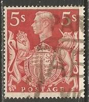 GREAT BRITAIN 250 VFU Z1073