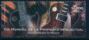MEXICO 2937, Intellectual Property Day. MNH