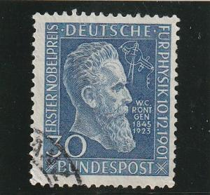 Germany  Scott#  686  Used