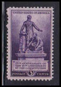 902 3c Emancipation Fine MNH W4354