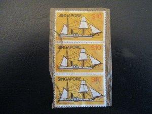 Singapore #348 TTP Used - WDWPhilatelic (AZ2ZA)