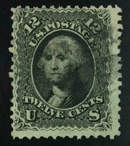 MOMEN: US STAMPS #69 USED LOT #54339