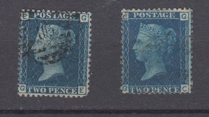 J29556,1858-69 great britain used #29 or 30 ???? queen