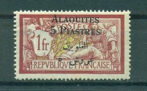 Alaouites sc# 13 mh cat value $6.00
