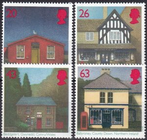 Great Britain #1767-70 MNH CV $3.50 (Z5034)