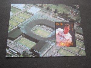 St Vincent 1987 Sc 996 sports MNH