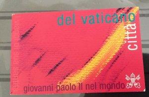 Vatican City Sc# 1234a MNH Complete Booklet - 2002 Pope John Paul II Journeys