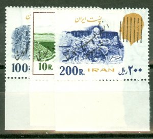 P: Iran 2008-12 MNH CV $87.25; scan shows only a few
