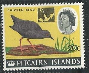 Pitcairn Islands     Scott # 80 - MH