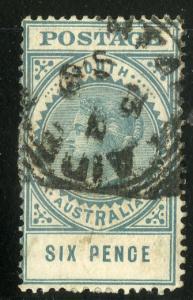 SOUTH AUSTRALIA 152 USED SCV $9.50 BIN $4.25 ROYALTY