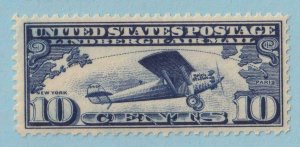 UNITED STATES C10 AIRMAIL  MINT NEVER HINGED OG ** NO FAULTS EXTRA FINE!