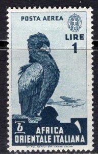 Italian East Africa (1938) #C5 MH