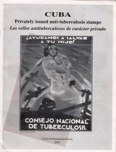 RG)2001 CUBA-CARIBE, CARIBEAN CATALOGUE ANTITUBERCULOSIS STAM