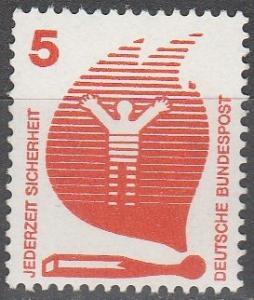 Germany #1074 MNH F-VF (SU4029)