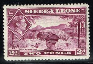 Sierra Leone SG# 191 - Mint Hinged  -  Lot 122115