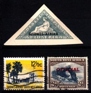 Southwest Africa 82, 276, O15a