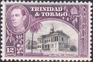 Trinidad & Tobago #57 MH