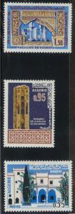Algeria 369-371 Mint VF H