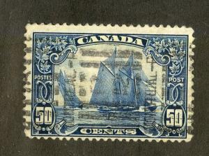 CANADA 158  USED  SCV $65.00 BIN $25.00