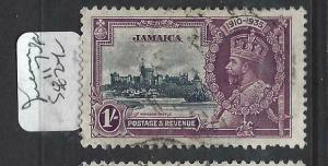 JAMAICA   (P2903BB) KGV SILVER JUBILEE SG 117    VFU