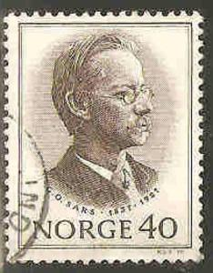 Norway Used Sc 562 - G. O. Sars