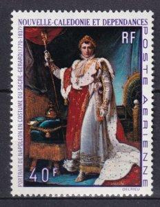 New Caledonia 1969 Airmail, Napoleon Bonaparte, Yvert # 108, Sc # 68, VF MNH**
