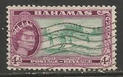 BAHAMAS 163 VFU T775-1
