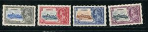 Cyprus #136-9 Mint - Make Me An Offer!