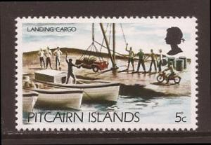 Pitcairn Islands scott #165 m/nh stock #35873