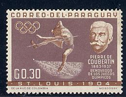 Paraguay Scott # 738, mint