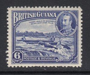 British Guiana, Sc 214 (SG 292), MLH