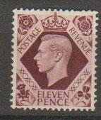 GB George VI  SG 474a mounted mint
